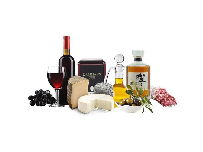 Côté Vignoble – épicerie fine, crèmerie et cave à vins : compil