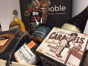 Côté Vignoble – épicerie fine, crèmerie et cave à vins : Coffret cadeau 3