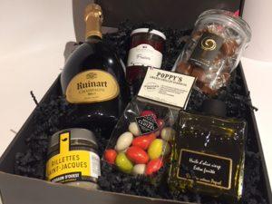 Côté Vignoble – épicerie fine, crèmerie et cave à vins : Coffret cadeau 1