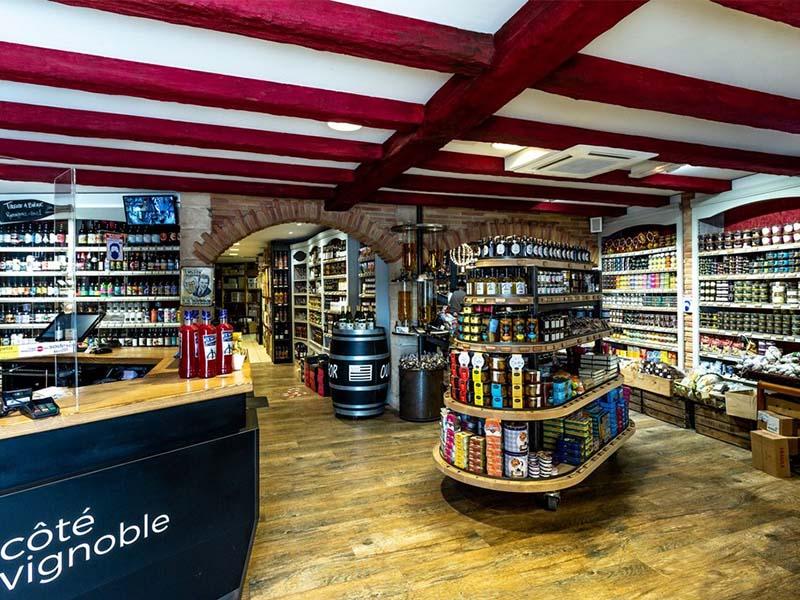 Histoire de Côté Vignoble, épicerie fine à Dol-de-Bretagne